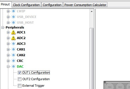 Начинаем работать в STM32CubeMX. Часть 2 - 4