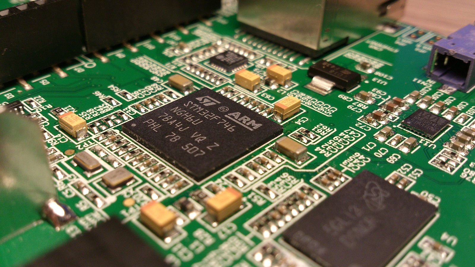 Начинаем работать в STM32CubeMX. Часть 2 - 1