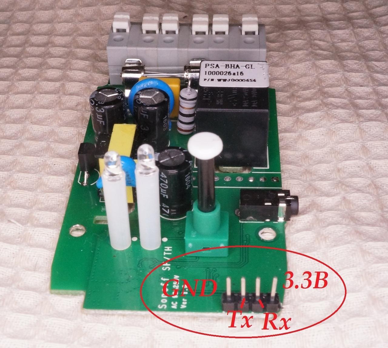 Пишем свою прошивку для модулей Sonoff TH10-16 - 10