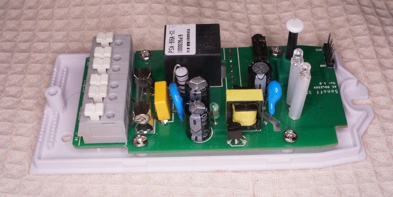 Пишем свою прошивку для модулей Sonoff TH10-16 - 5