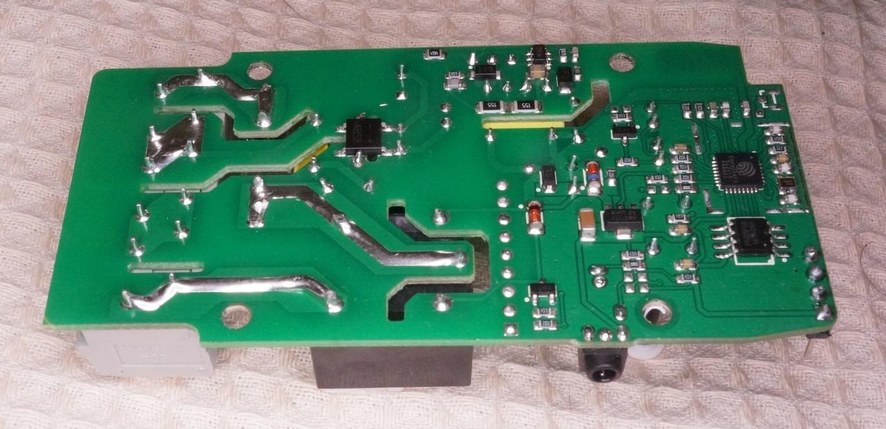 Пишем свою прошивку для модулей Sonoff TH10-16 - 6