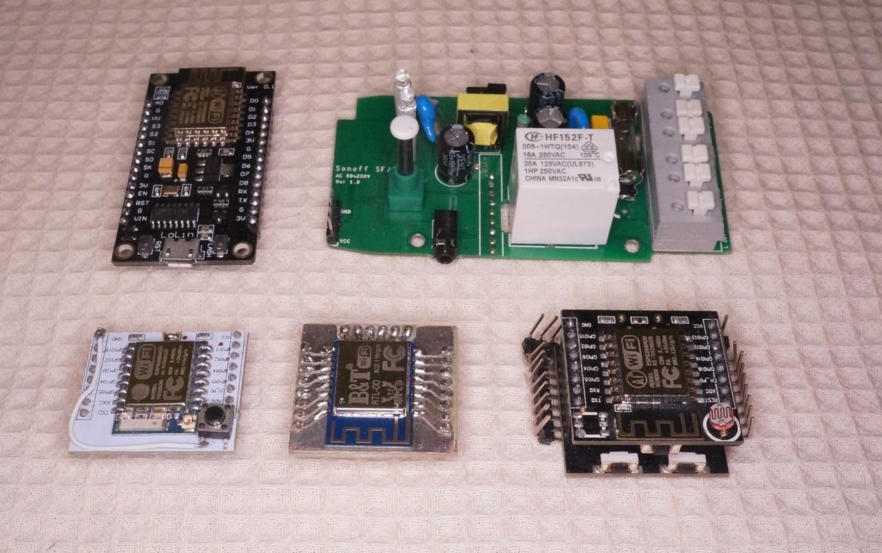 Пишем свою прошивку для модулей Sonoff TH10-16 - 9