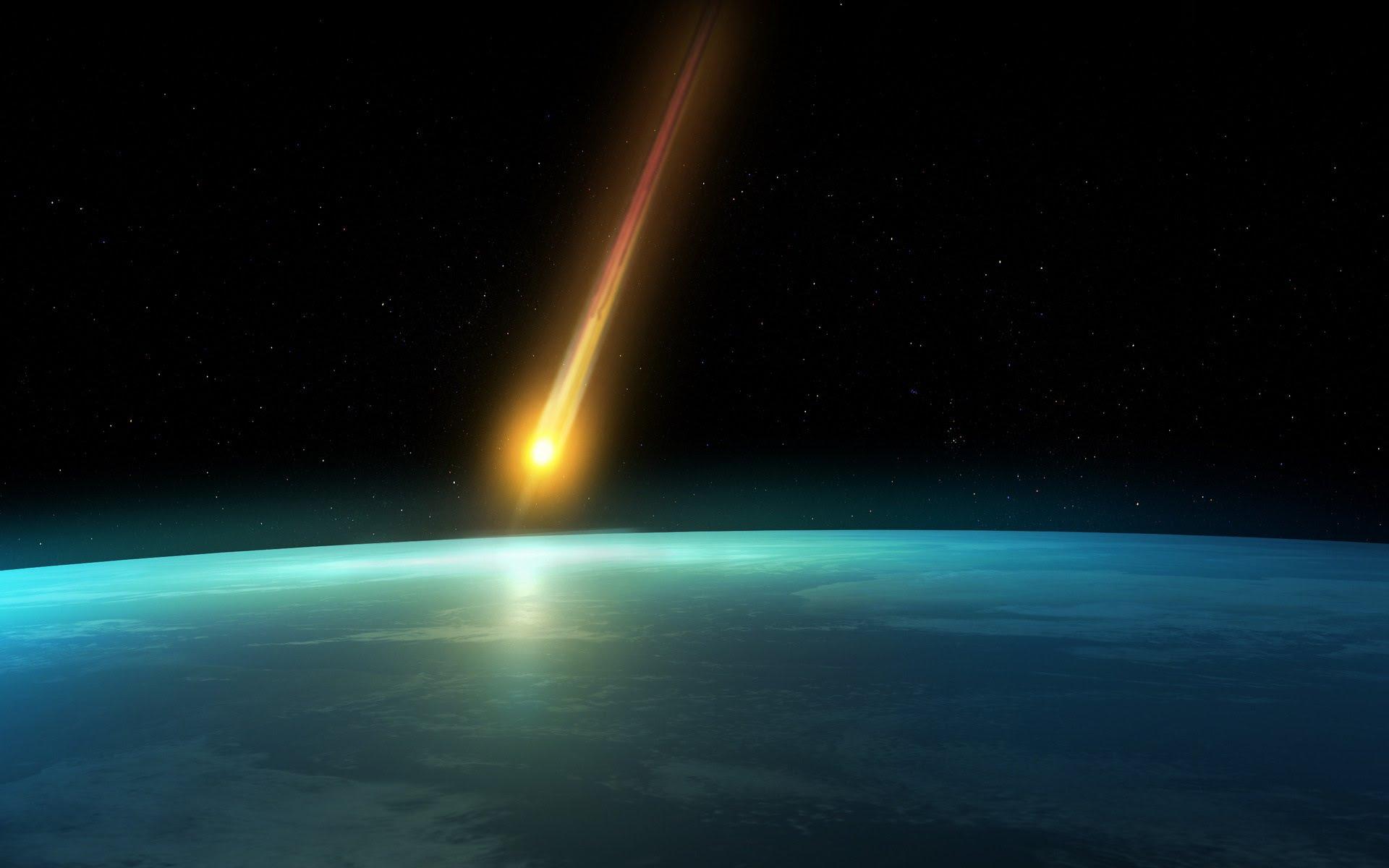 Причиной глобального потепления 55 млн лет назад может быть комета - 1