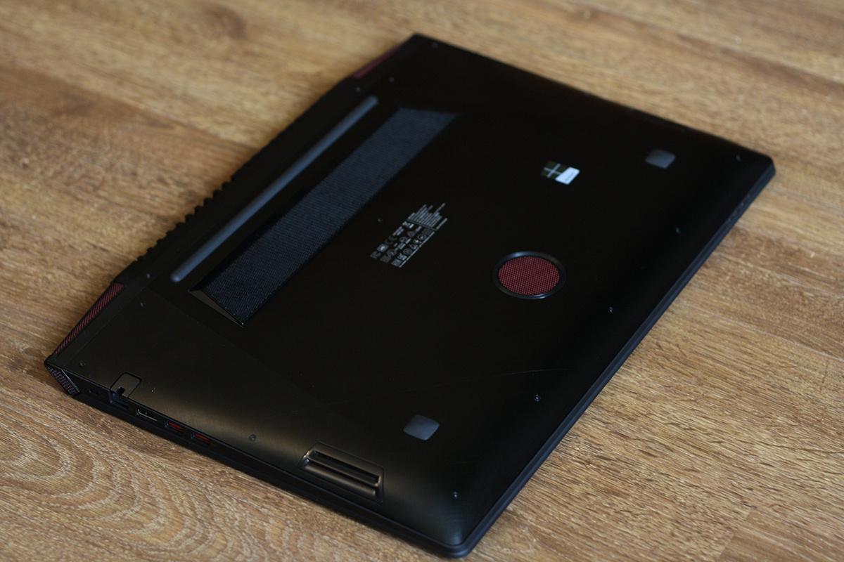 «Семисотый» Ideapad — обзор игрового ноутбука Y-серии - 5