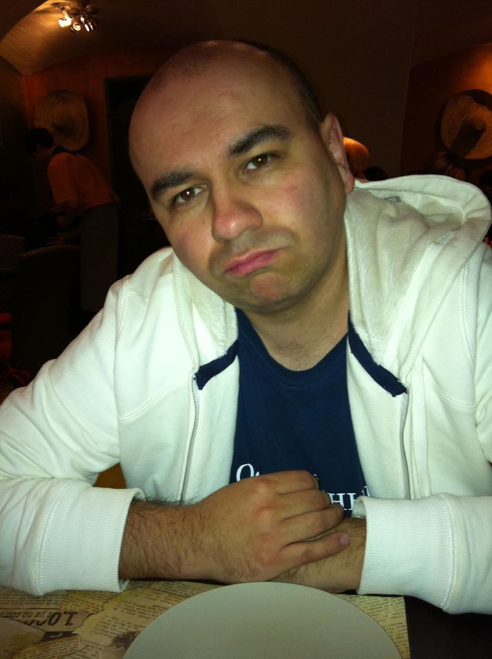Сергей Барышников, BigPicture: «К этому меня привело полное безденежье» - 7