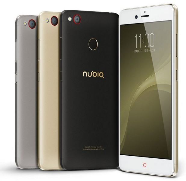 Смартфон ZTE Nubia Z11 miniS представлен официально