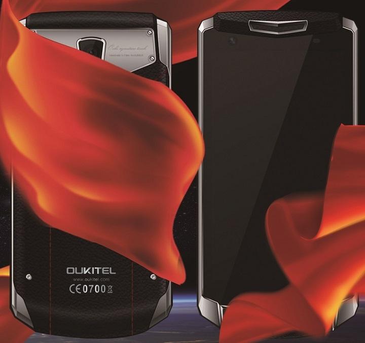 Смартфон Oukitel K10000S заметно подтянется по характеристикам