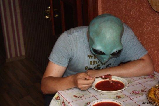 Ученые предположили, что могут есть инопланетяни