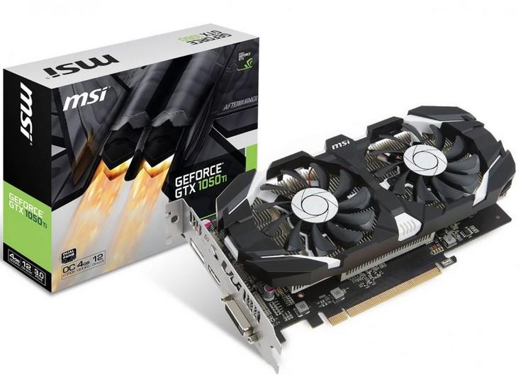 MSI анонсировала множество новых видеокарт Nvidia