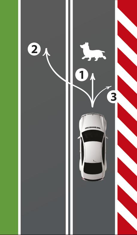 Mercedes-Benz: для автономного автомобиля жизнь водителя превыше всего - 2