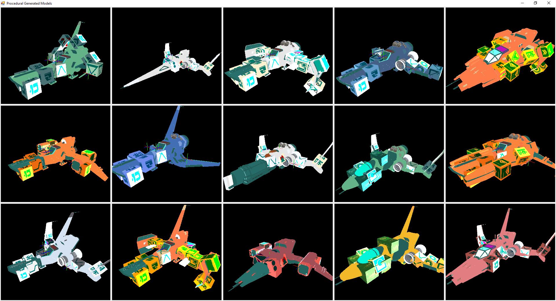 Реверс-инжиниринг процедурной генерации в No Man's Sky - 7