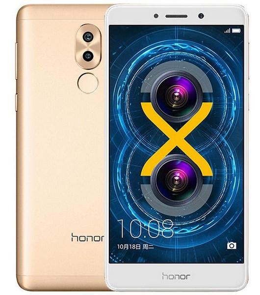 Смартфон Huawei Honor 6X интересен камерой и платформой