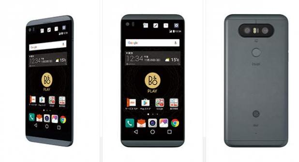 Смартфон LG V34 выглядит даже интереснее оригинала
