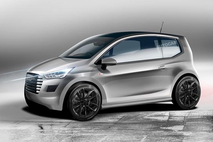 До конца 2020 года Audi планирует выпустить три модели электромобилей