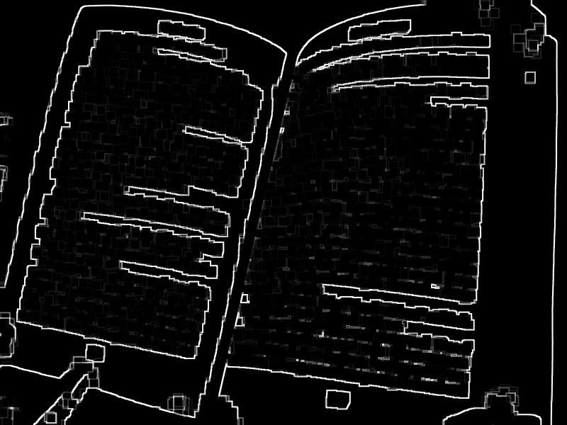 Устранение перспективных искажений и разгибание кривых строк на фотографиях книжных разворотов - 5