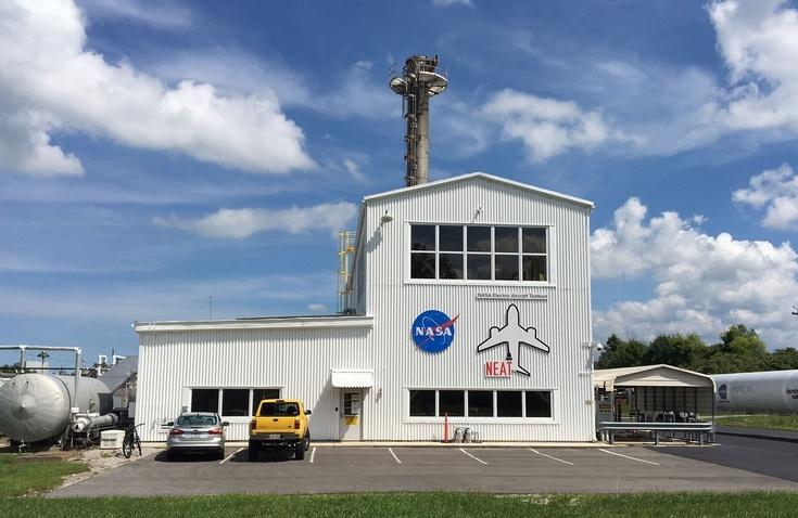 NASA хочет разработать электродвигатели для авиасудов