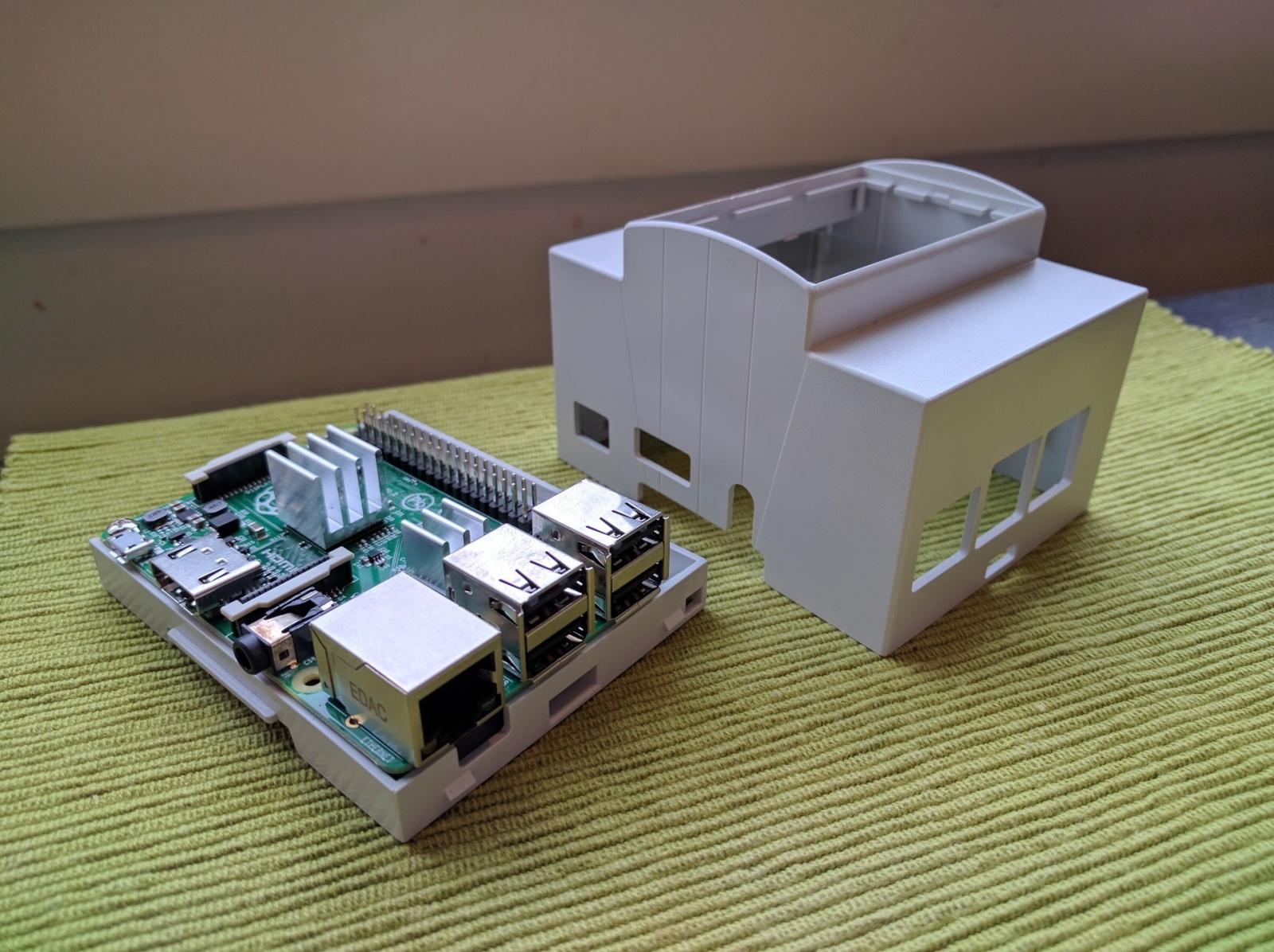 Как я читал показания датчиков через SNMP (Python+AgentX+systemd+Raspberry Pi) и соорудил ещё одну мониторилку - 7