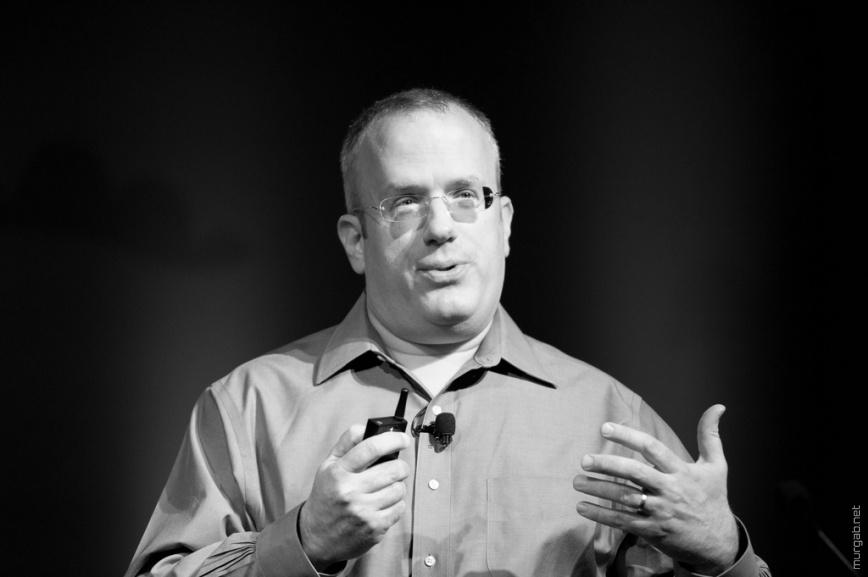 Персона. Как создатель JavaScript Брендан Айк пришел к созданию своей компании - 1