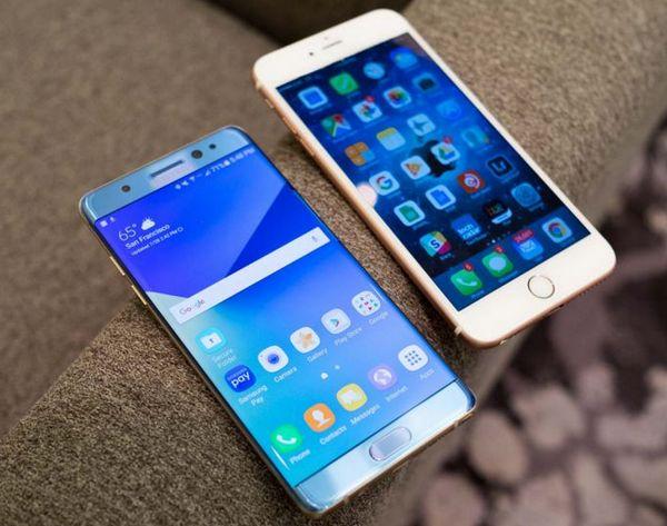 По оценке KGI, до 7 млн потенциальных владельцев Samsung Galaxy Note7 предпочтут iPhone 7