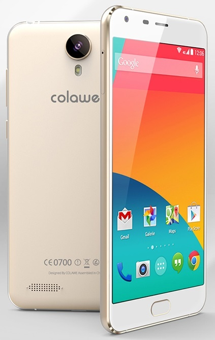 Смартфон Colawe Rio W550 еще находится в процессе утверждения характеристик