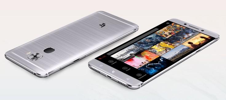 LeEco представила в США два смартфона