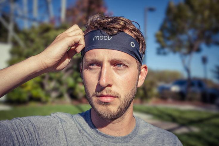 Датчики на голове точнее измеряют ЧСС