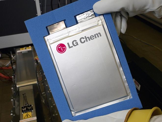 LG Chem может стать новым поставщиком аккумуляторов для Samsung