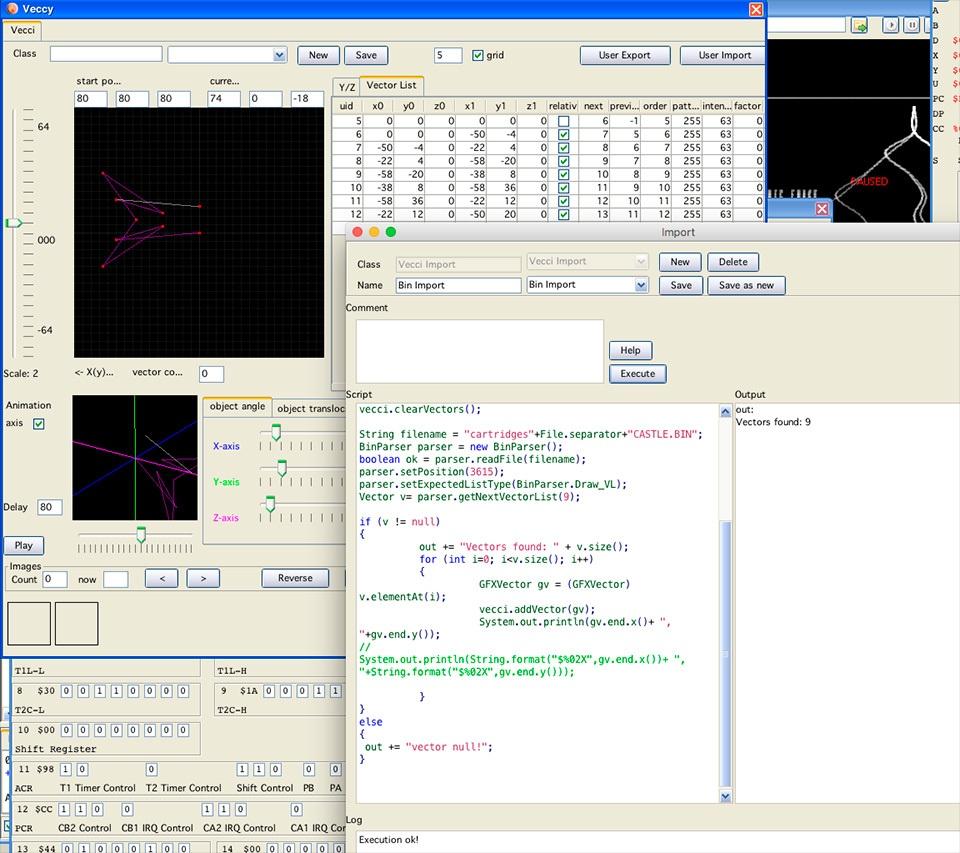 Архитектура и программирование компьютера Vectrex - 10
