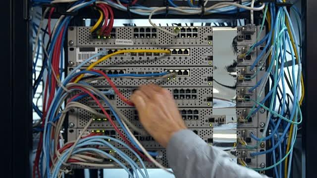 Как сделать серверную комнату своими руками - 6