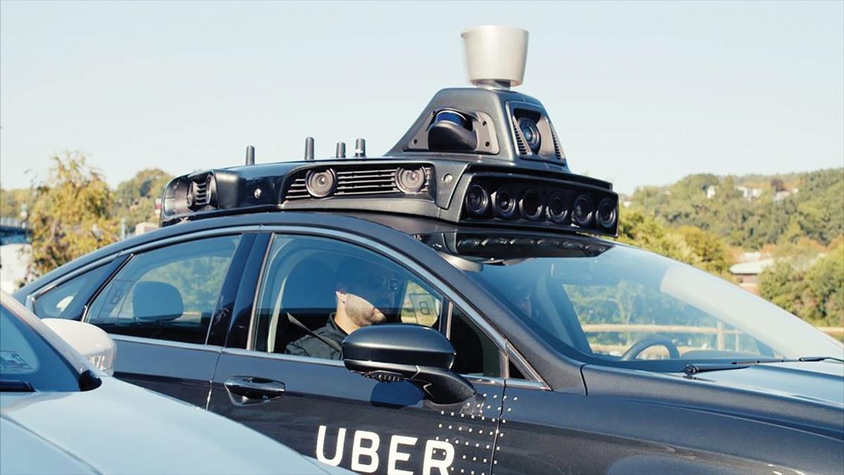 Ваше беспилотное такси прибывает - 2