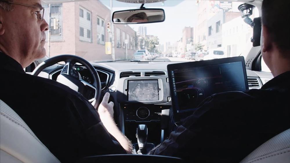 Ваше беспилотное такси прибывает - 4