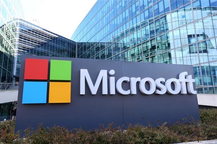 Microsoft отчиталась за первый квартал 2017 года
