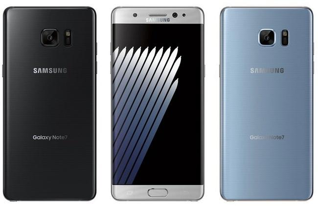 Samsung обвиняют в том, что компания компенсирует не весь ущерб от сгоревших Galaxy Note7