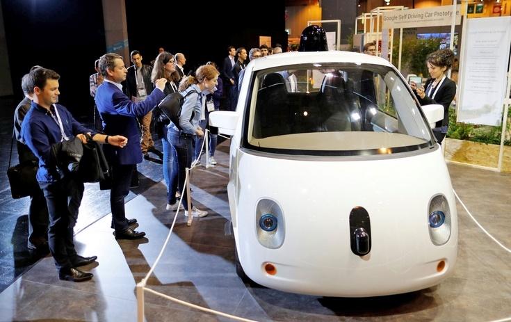 В Калифорнии могут усложнить жизнь производителям беспилотных авто