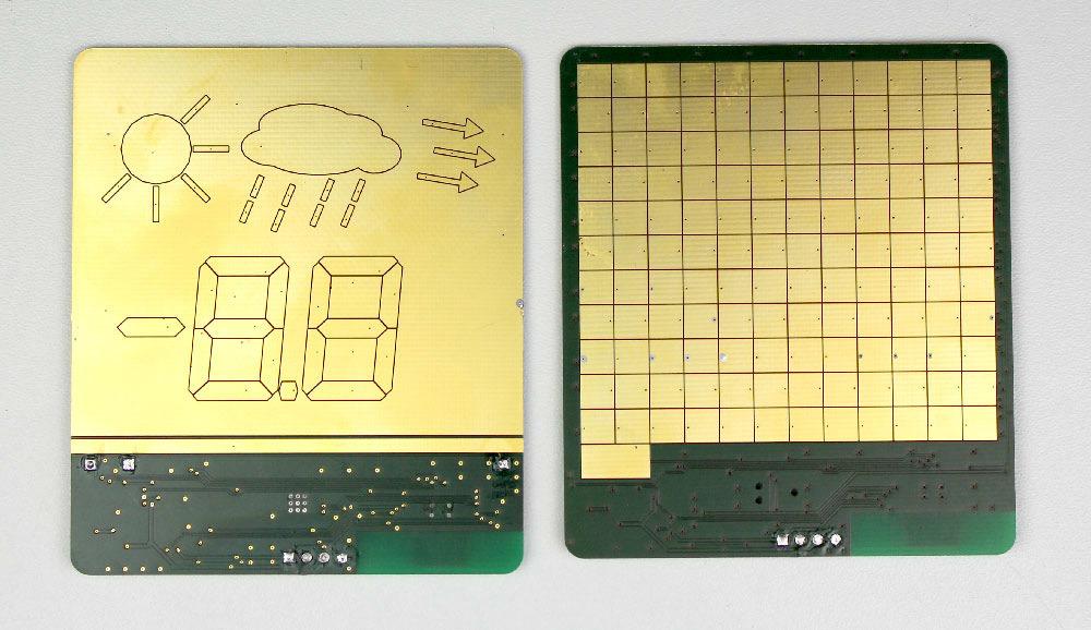 Дисплей-индикатор на электронных чернилах «живёт» на солнечной энергии и никогда не требует подзарядки - 4