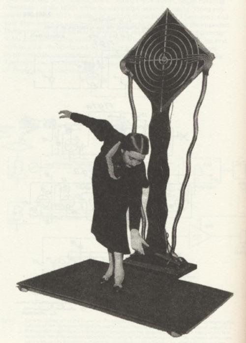 Лев Термен — от музыки «из воздуха» до прослушки без «жучков» - 11