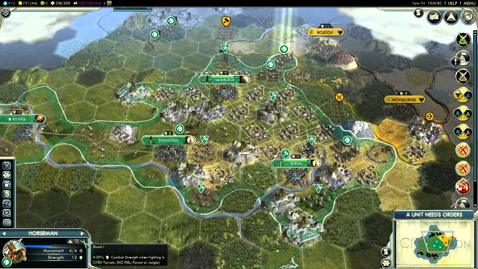 Состоялся релиз Civilization VI - 6