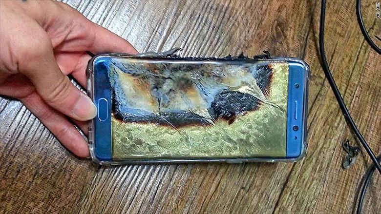 Теории заговоров. Взрывы телефонов Samsung - 2