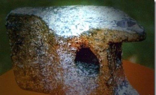 В Румынии нашли артефакт, доказывающих существование инпланетян