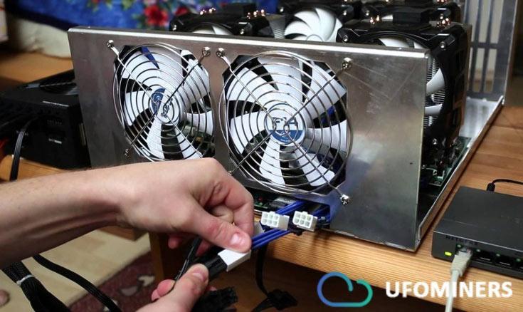 UFOMiners принимает оплату в Bitcoin и Litecoin