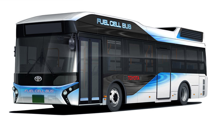 В случае чрезвычайных ситуаций автобус можно использовать как аварийный генератор мощностью 9 кВт