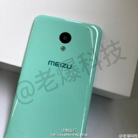 Появились изображения и характеристики смартфона Meizu M5