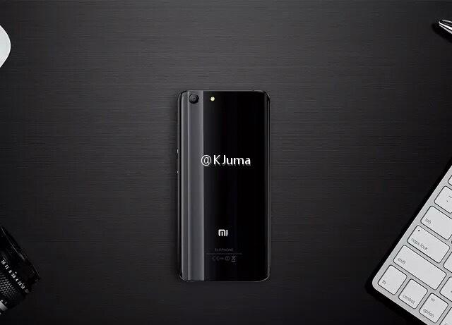 Свежие изображения смартфона Xiaomi Mi Note 2 подтверждают наличие одного модуля основной камеры