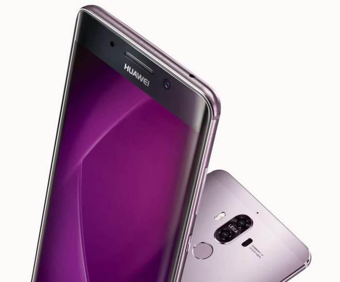 Long Island — кодовое название смартфона Huawei Mate 9 Pro с изогнутым дисплеем