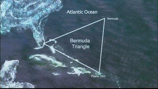 Тайна Бермудского треугольника разгадана