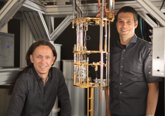 Австралийские ученые повысили стабильность кубита в 10 раз - 1