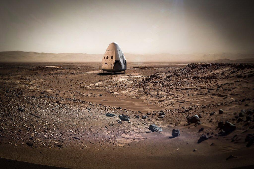 Илон Маск рассказал, как колонисты будут жить на Марсе - 5