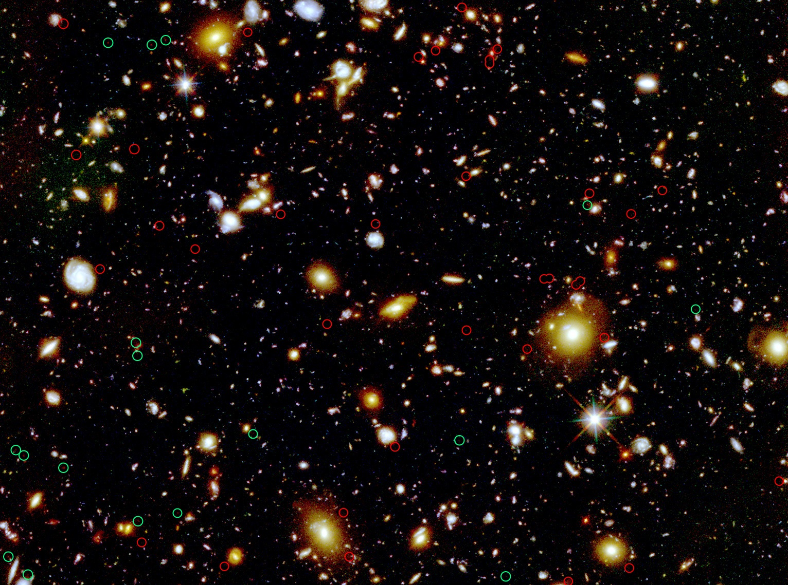 Какова температура тёмной материи? - 6