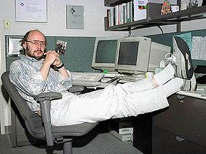 Персона. Создатель С++ Бьярне Страуструп, который «никогда не любил» языки программирования - 6