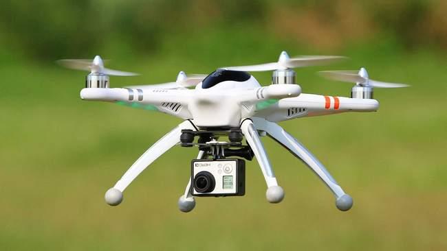 В Швеции запретили использование дронов с камерами